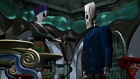 Grim Fandango Remastered zwiastun na premierę