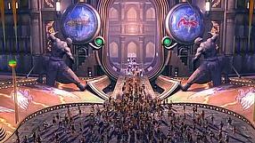 Final Fantasy X HD Upadek wielkiego miasta