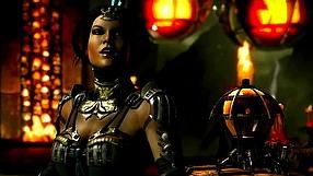 Mortal Kombat X Kitana - zwiastun rozgrywki
