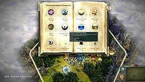 Age of Wonders III GDC 2013 gameplay (PL)