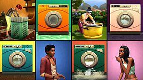 The Sims 4 Wielkie pranie