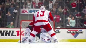 NHL 14 demo - zwiastun na premierę