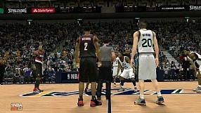 NBA 2K13 porównanie ustawień graficznych - GRY-OnLine.pl