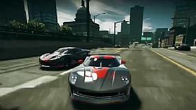 Ridge Racer Unbounded trailer #2