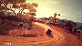 WRC 2 East African Safari Rally DLC
