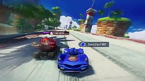 Sonic & All-Stars Racing Transformed trailer #1