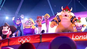 Mario & Sonic at the London 2012 Olympic Games zwiastun na premierę #1