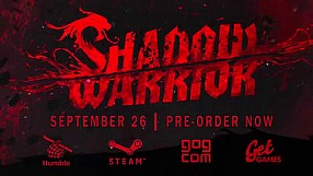 Shadow Warrior wybierz swoją broń