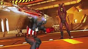 Marvel Avengers: Bitwa o Ziemię Wii U - Tokyo Conference trailer
