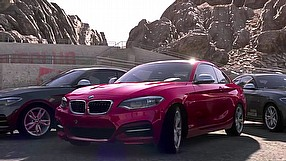 DriveClub BMW - trailer