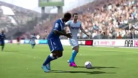 FIFA 14 gameplay trailer #1