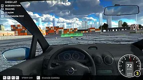 Car Mechanic Simulator 2014 jazda testowa
