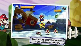 Paper Mario Sticker Star zwiastun na premierę