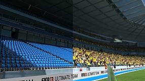 FIFA 13 porównanie ustawień graficznych - GOL