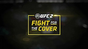 EA Sports UFC 2 Fight for the Cover