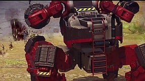 Just Cause 3 Mech Land Assault DLC - trailer