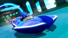 Sonic & All-Stars Racing Transformed E3 2012