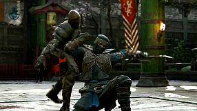 For Honor Shinobi - samuraj: prezentacja klasy