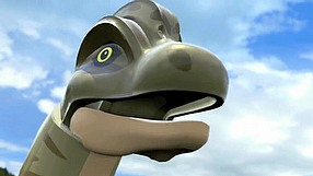 LEGO Jurassic World Dino - zwiastun rozgrywki (PL)