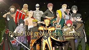 Naruto Shippuden: Ultimate Ninja Storm Revolution trailer #2 (PL)