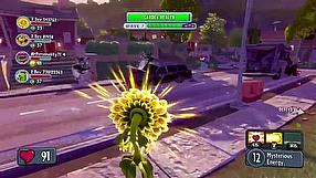 Plants vs. Zombies: Garden Warfare co-op gameplay