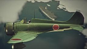 World of Warplanes japońskie samoloty bojowe (PL)