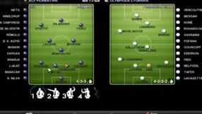 Pro Evolution Soccer 2012 taktyka - GOL
