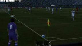 Pro Evolution Soccer 2012 rzut rożny - GOL