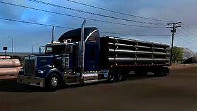 American Truck Simulator Nowy Meksyk DLC