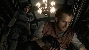 Resident Evil HD gameplay