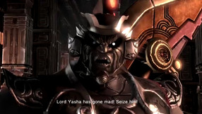 Asura's Wrath TGS 2011