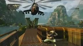 Uncharted 2: Pośród Złodziei Rozdział 13 Lokomotywa