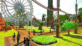 RollerCoaster Tycoon World trailer