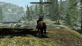 The Elder Scrolls V: Skyrim fragment rozgrywki z modyfikacji Falskaar