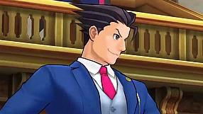 Phoenix Wright: Ace Attorney - Dual Destinies zwiastun na premierę anglojęzyczną