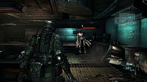 Resident Evil: Revelations Hunk gameplay