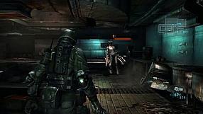 Resident Evil: Revelations Hunk gameplay