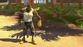 Shaq Fu: A Legend Reborn The Game Awards 2015 - trailer