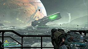 Doom Eternal Phobos - fragment rozgrywki
