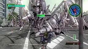 Earth Defense Force 2025 E3 2013 trailer