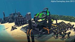 Planetary Annihilation trailer wersji alfa