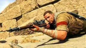 Sniper Elite III: Afrika zwiastun na premierę