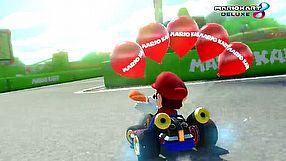 Mario Kart 8 Deluxe zwiastun na premierę
