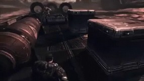 Gears of War Special Delivery/Train Wreck