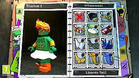 LEGO DC Super-Villains edytor postaci (PL)