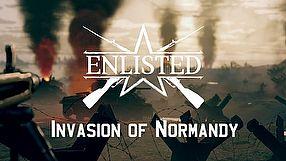 Enlisted zwiastun kampanii Invasion of Normandy