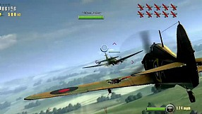 Dogfight 1942 Arcade explosion trailer