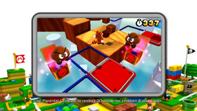Super Mario 3D Land trailer #2