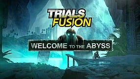 Trials Fusion Welcome to the Abyss DLC trailer