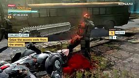 Metal Gear Rising: Revengeance Blade Wolf DLC